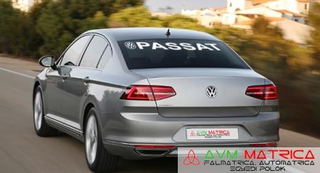 Volkswagen Passat szélvédőmatrica Volkswagen Passat szélvédőmatrica ... a860d108b1